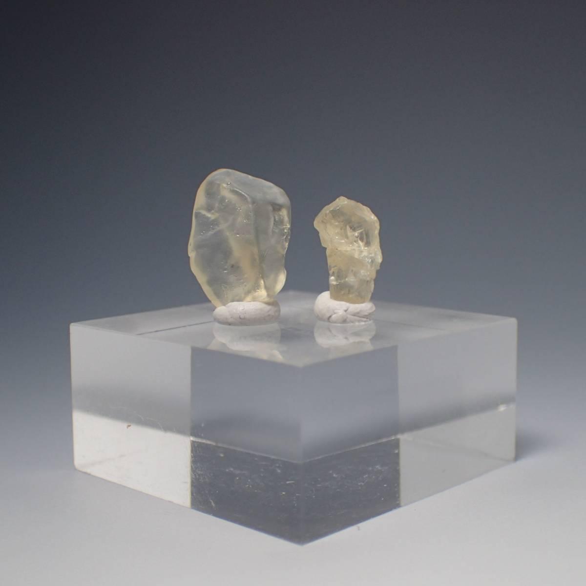 アメリカ合衆国 ユタ州 サンストーンノール産 サンストーン 計6.80ct 天然石 鉱物標本 長石 ラブラドライト パワーストーン_画像3