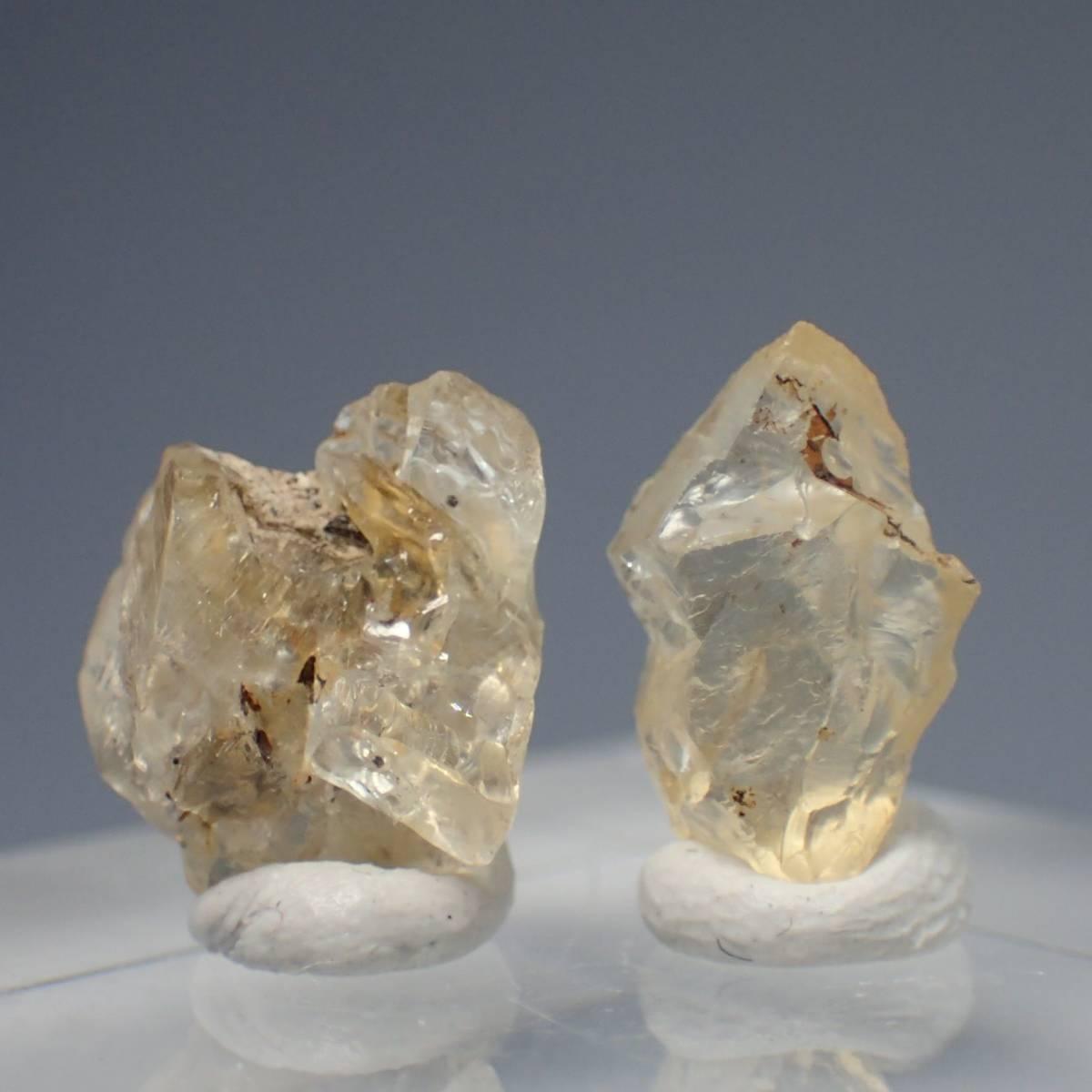 アメリカ合衆国 ユタ州 サンストーンノール産 サンストーン 計4.35ct 天然石 鉱物標本 長石 ラブラドライト パワーストーン_画像1
