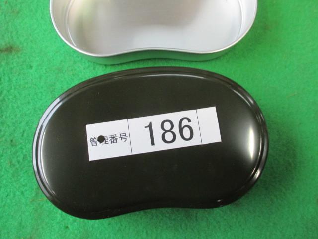 186 飯盒 ハンゴウ お米 飯盒炊爨 容量590g 4号焚き アルマイト加工_画像1