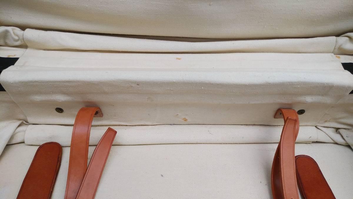 Tanner Krolle タナークロール トランク コノリーレザー ブライドルレザー 英国製 スーツケース_画像10
