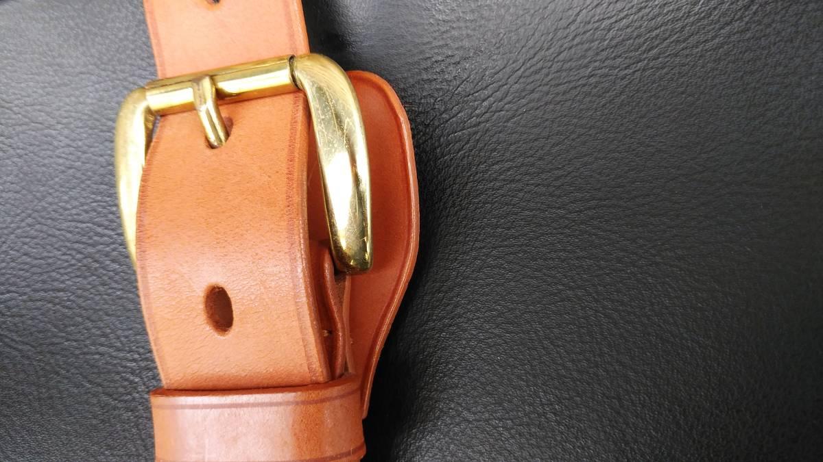 Tanner Krolle タナークロール トランク コノリーレザー ブライドルレザー 英国製 スーツケース_画像7
