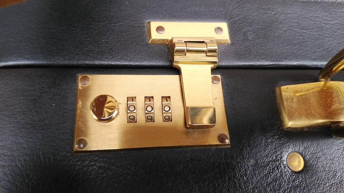 Tanner Krolle タナークロール トランク コノリーレザー ブライドルレザー 英国製 スーツケース_画像4