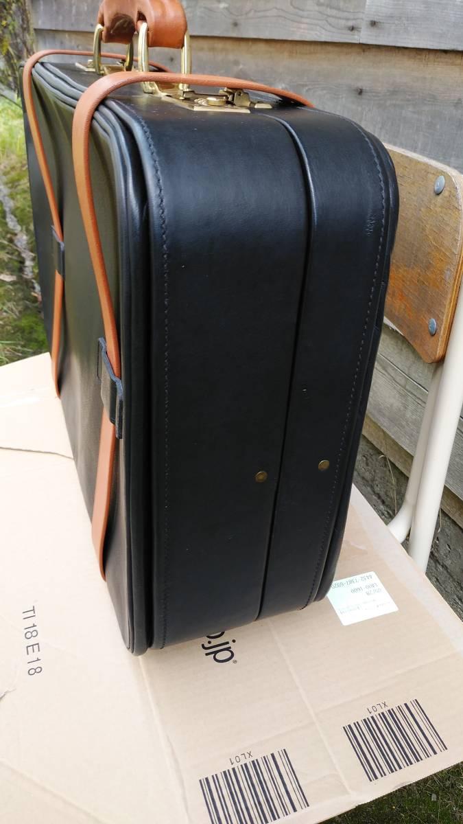 Tanner Krolle タナークロール トランク コノリーレザー ブライドルレザー 英国製 スーツケース_画像6