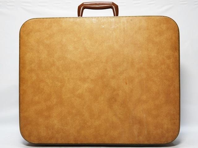 即決★N.B.★ビンテージトランク アタッシュケース 黒 ブラック 旅行鞄 ビジネスバッグ トラベル 出張 ブリーフケース 鍵付き_画像3
