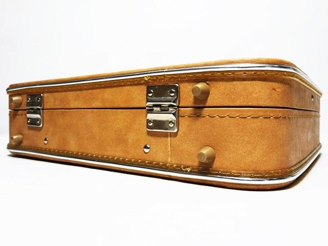 即決★N.B.★ビンテージトランク アタッシュケース 黒 ブラック 旅行鞄 ビジネスバッグ トラベル 出張 ブリーフケース 鍵付き_画像8