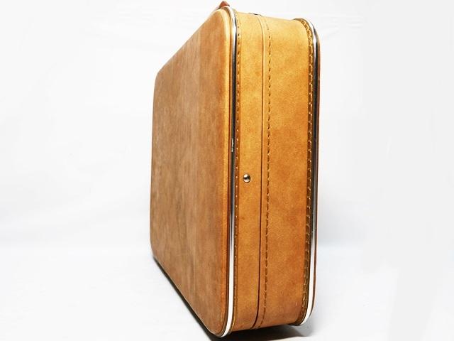 即決★N.B.★ビンテージトランク アタッシュケース 黒 ブラック 旅行鞄 ビジネスバッグ トラベル 出張 ブリーフケース 鍵付き_画像5