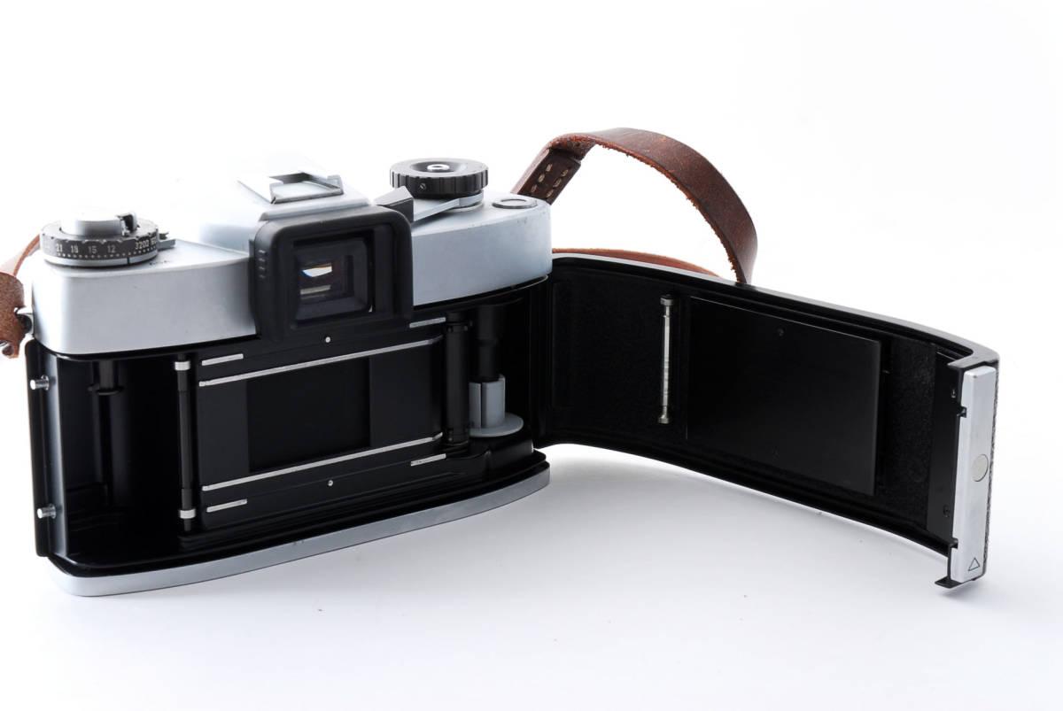 ★美品★ Leica ライカ LEICAFLEX SL フィルムカメラ シルバー #3537_画像6