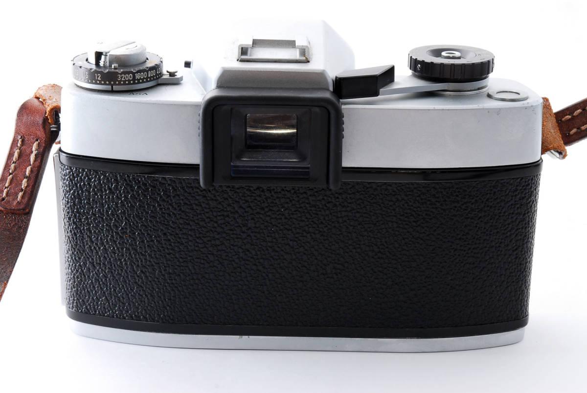 ★美品★ Leica ライカ LEICAFLEX SL フィルムカメラ シルバー #3537_画像5