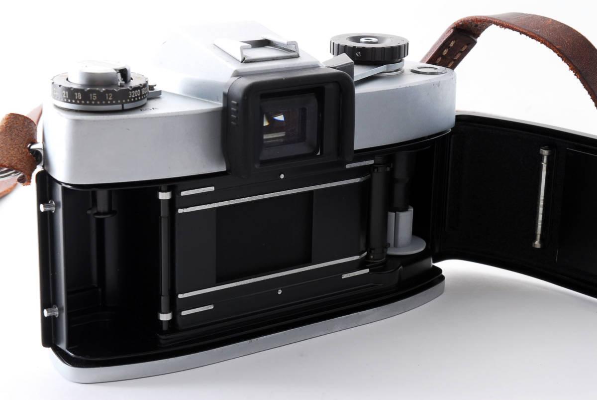 ★美品★ Leica ライカ LEICAFLEX SL フィルムカメラ シルバー #3537_画像7