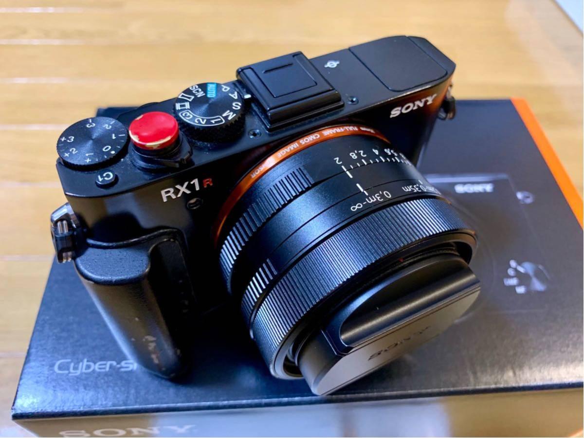 SONY RX1RII rx1r2 DSC-RX1RM2 保証付き Fotodiox Pro グリップ 純正フイルム おまけ付き 本体 ソニー-日本代购网图片1链接