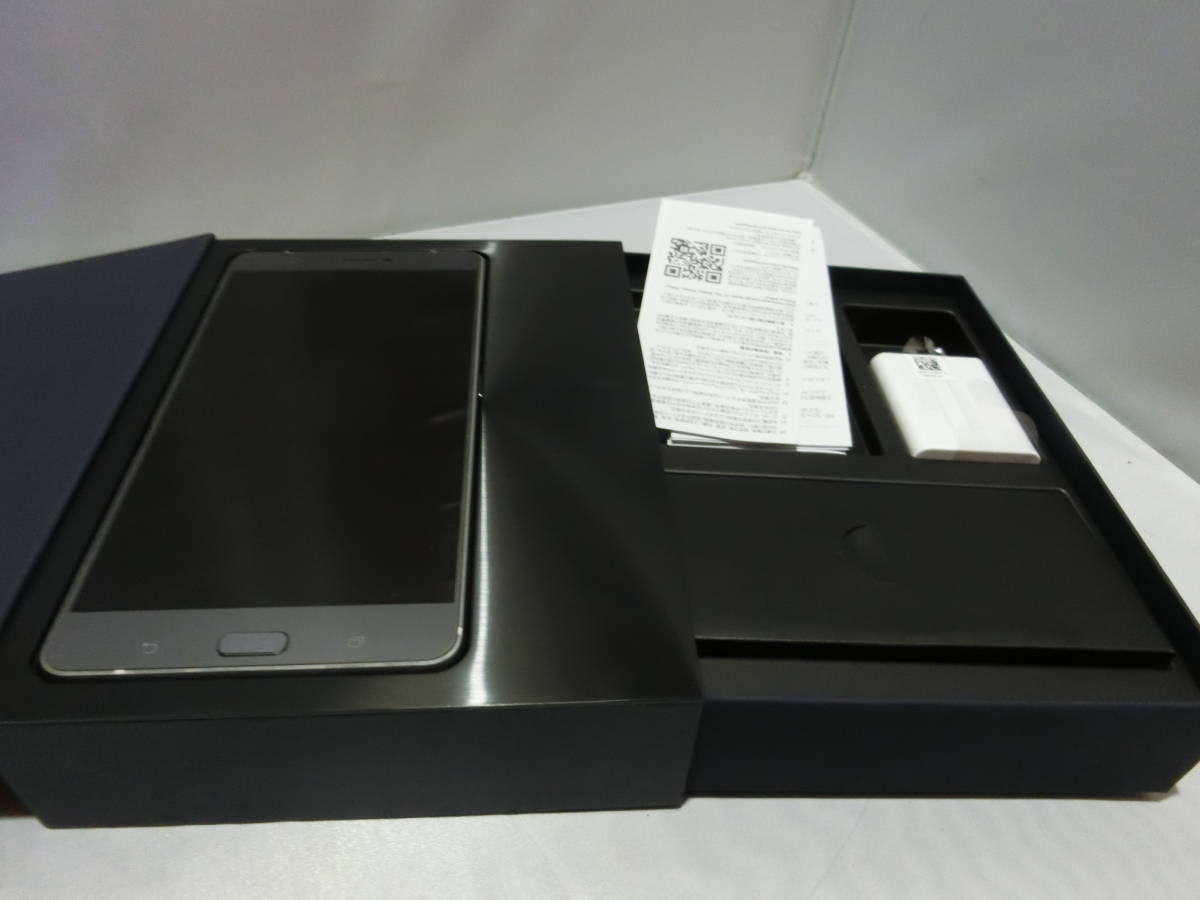 SIMフリー ASUS ZenFone 3 Ultra 32GB 4GBメモリ ジャンク品