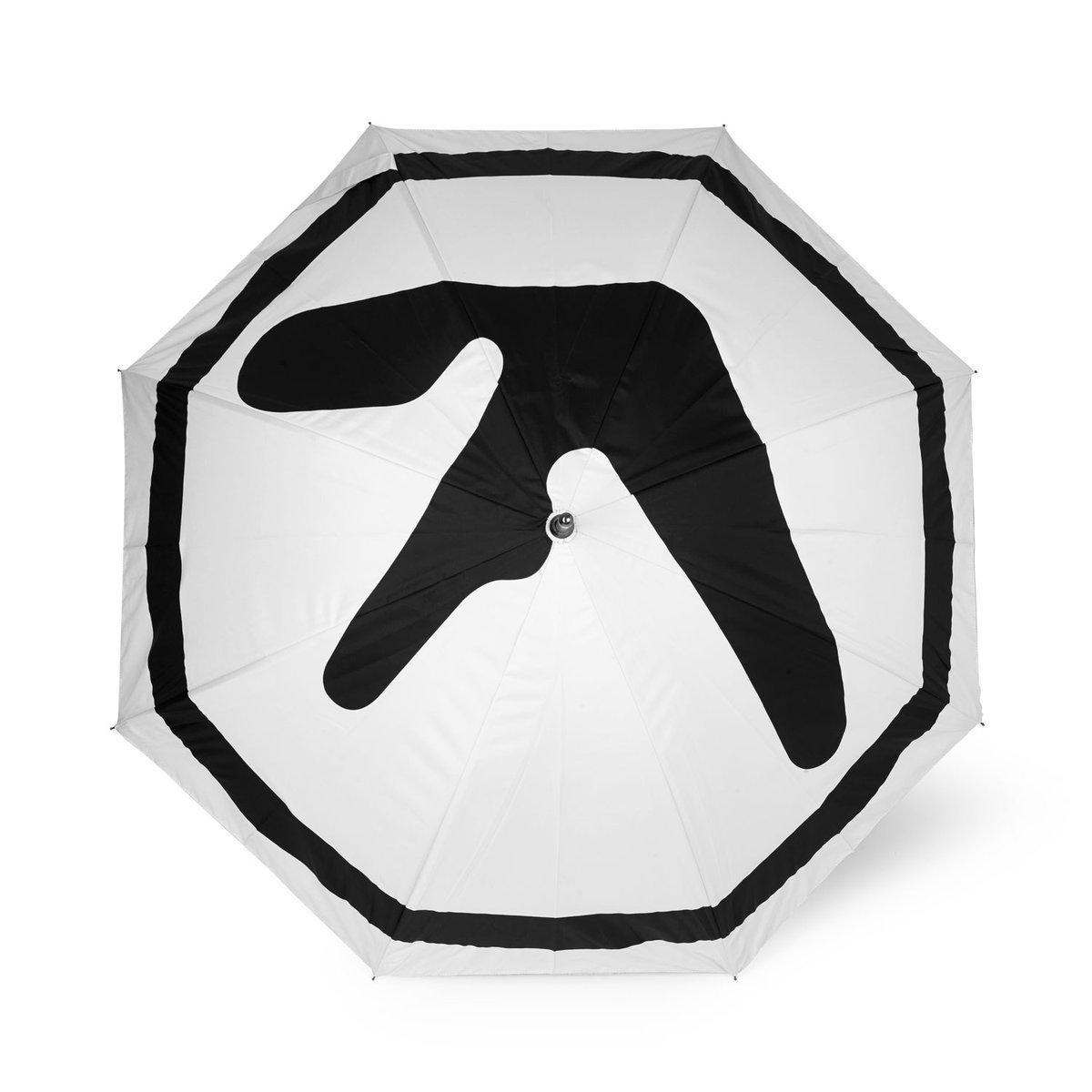 新品未開封 Aphex Twin UMBRELLA POP UP SHOP STORE エイフェックス ツイン アンブレラ 傘 ポップアップショップ ポップアップ 限定_画像2