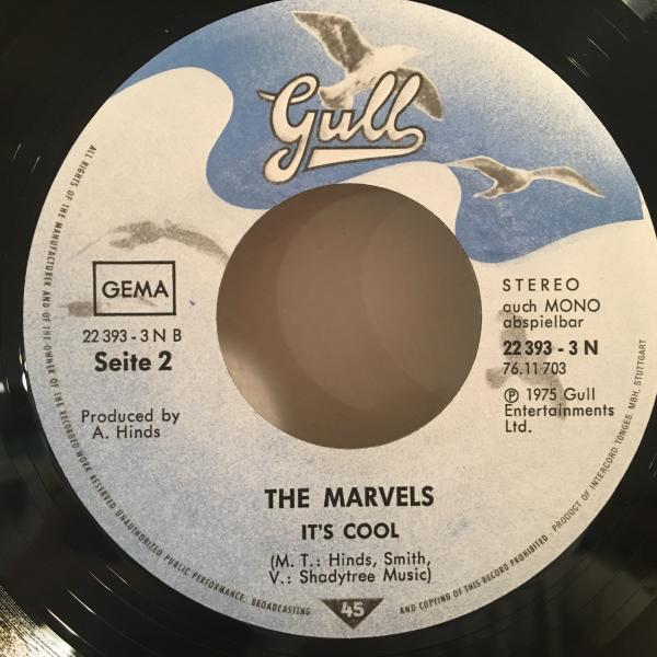 ★Marvels/Lover's Concerto★クラシック名曲カバー!7inch 45_画像3