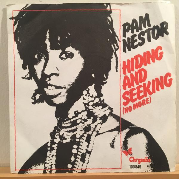 ★Pam Nestor/Hiding And Seeking★DENNIS BOVELL!7inch 45_画像1