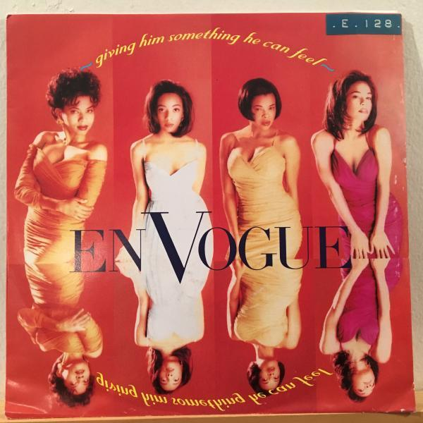 ☆En Vogue/Giving Him Something He Can Feel☆R&B名曲!7inch 45_画像1
