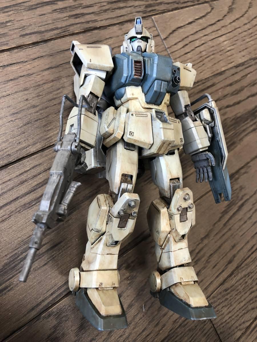 MG 陸戦型ガンダム 塗装済み完成品【ジャンク】