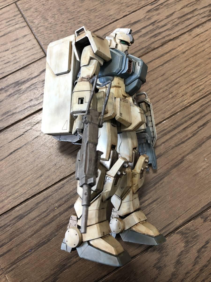 MG 陸戦型ガンダム 塗装済み完成品【ジャンク】_画像3