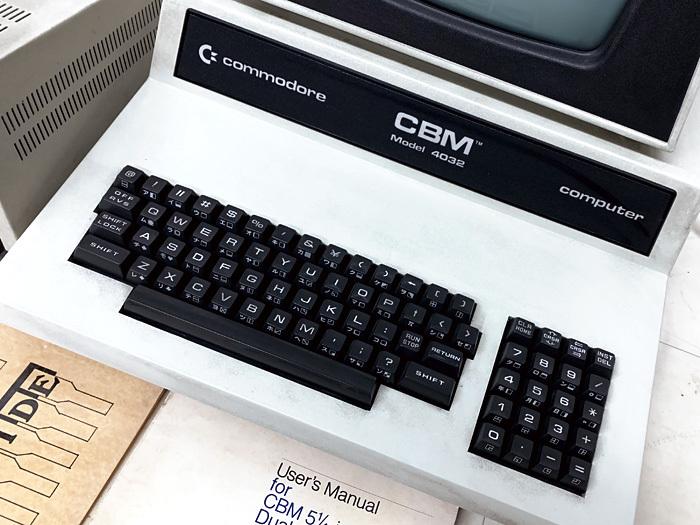 ■commodore CBM Model 4032 コンピューター Model 4040 フロッピードライブ コモドール■_画像3