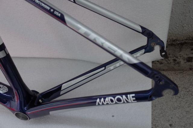 TREK MADONE3.1カーボンフレーム 520サイズ 2012モデル used_画像3