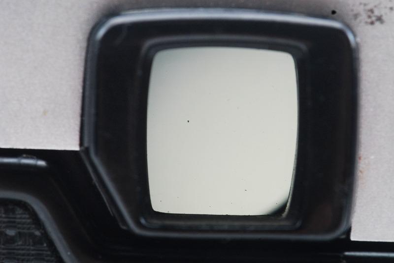【希少動作品】 オリンパス ペン FV 露出計作動 38mm F1.8 / 100mm F3.5 レンズ2本 *1488_画像6