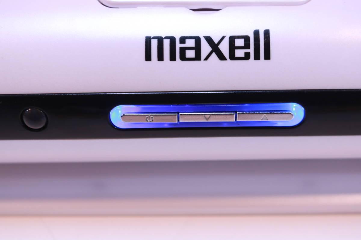 アクティブスピーカー maxell MXSP-1000 Speaker System■(A3426)_画像6