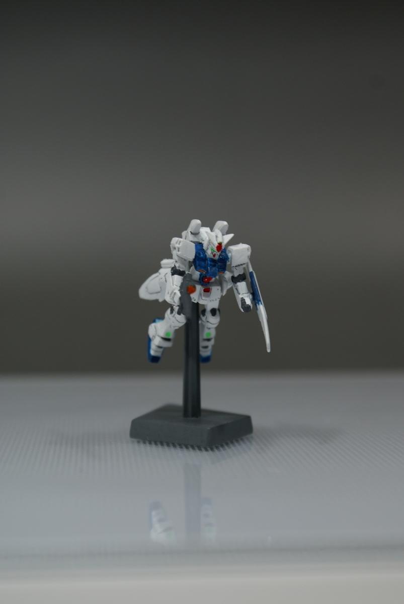 #1/550 HG メカニクスAMX-002 ノイエ・ジール 改造塗装済完成品_画像8