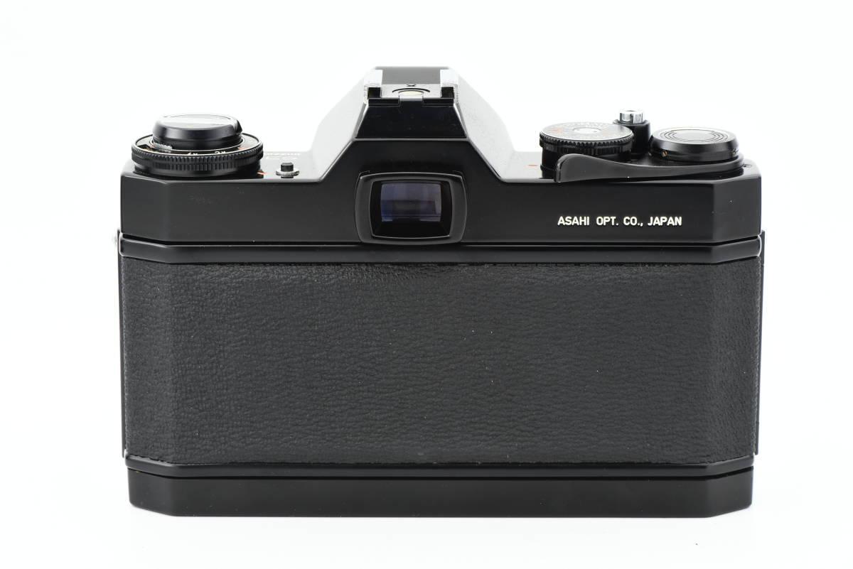 【美品】 PENTAX ペンタックス SPOTMATIC ES 35mm 一眼レフ フィルム カメラ SMC TAKUMAR 50mm f/1.4 レンズ_画像3