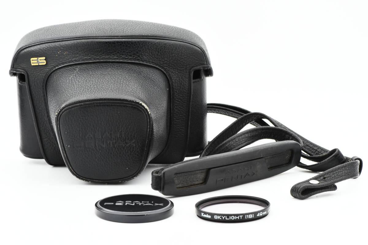 【美品】 PENTAX ペンタックス SPOTMATIC ES 35mm 一眼レフ フィルム カメラ SMC TAKUMAR 50mm f/1.4 レンズ_画像10