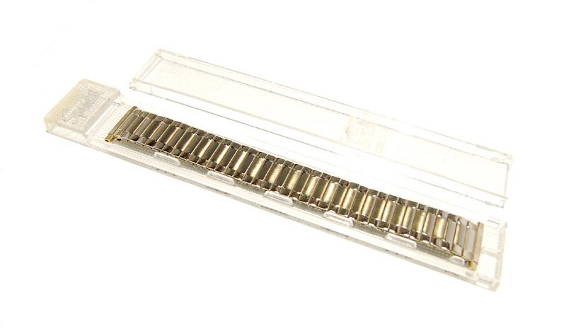 【Speidel】USA 伸縮ブレス 17-22mm 腕時計金属ベルト メンズウォッチ用バンド 当時もの アメリカ ヴィンテージ/ビンテージ MB430_画像7