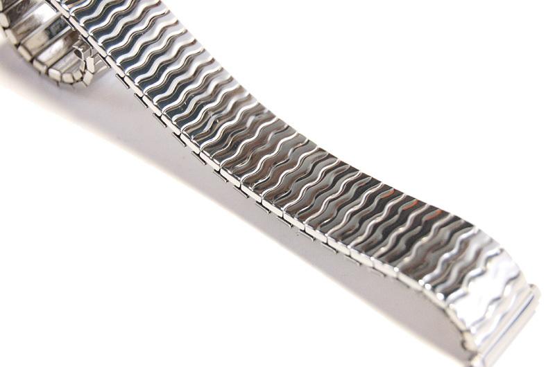 【Speidel】USA アメリカ 当時もの ウォッチバンド 伸縮ブレス 16-19mm メンズ腕時計金属ベルト ビンテージウォッチに MB446_画像6