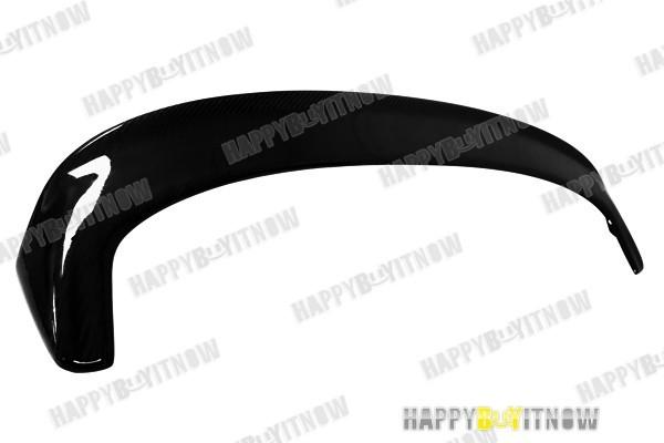 BMW 3シリーズ F31 ツーリング 専用 リア ルーフエンドスポイラー 艶あり黒 限定色 塗装 2013+_画像7
