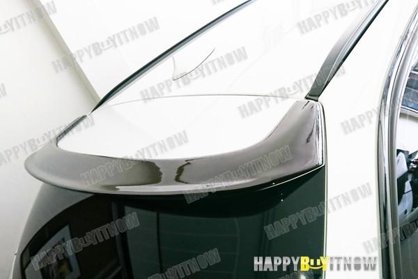 BMW 3シリーズ F31 ツーリング 専用 リア ルーフエンドスポイラー 艶あり黒 限定色 塗装 2013+_画像2