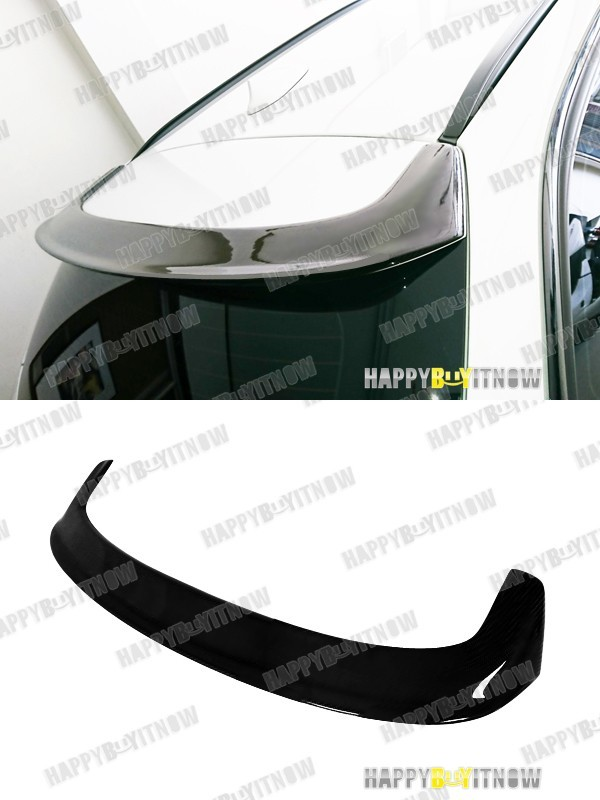 BMW 3シリーズ F31 ツーリング 専用 リア ルーフエンドスポイラー 艶あり黒 限定色 塗装 2013+_画像1