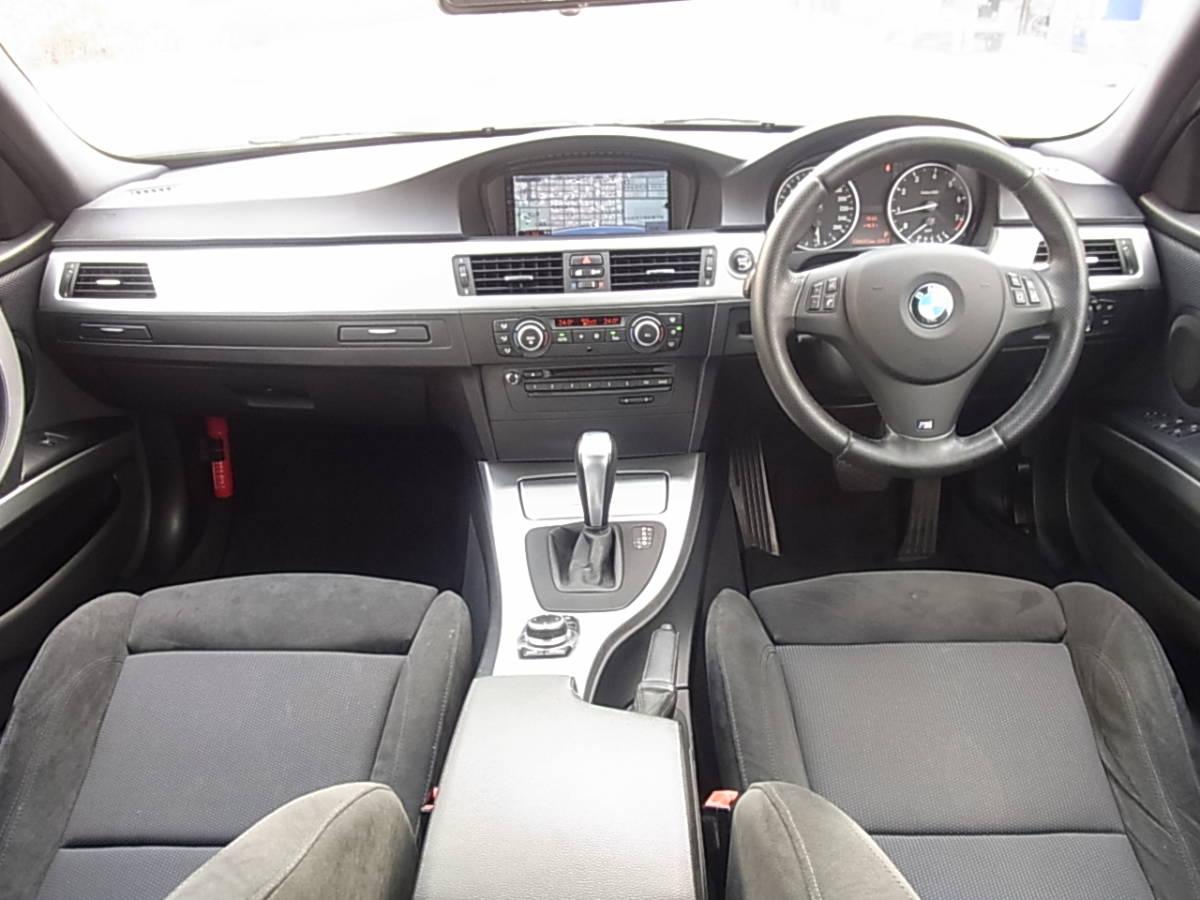 【完全売切り・23年式】 BMW 320i ツーリング Mスポーツ LCI 最終型 ワンオーナー 純正I-Driveナビ コンフォートアクセス 車検32年9月★_画像6