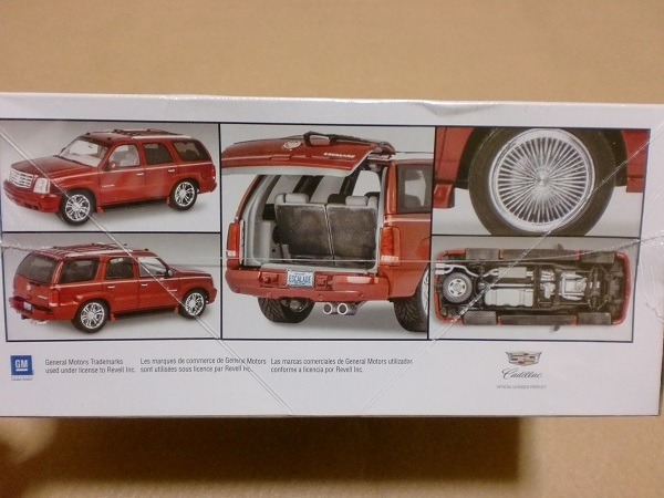 Models & Model Kits Revell 4482 Cadillac Escalade Model Car Kit
