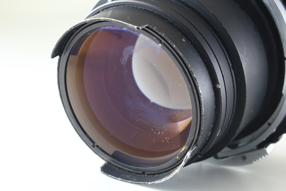 [C品] ZENZA BRONICA ZENZANON 100mm F2.8*ゼンザブロニカ EC S2*3207_画像5