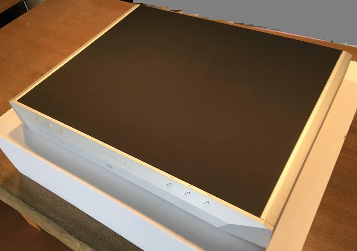 【良品】NuPrime IDA-16 Integrated Amplifier 30万円以下のプリメインでは出色の出来! D級らしからぬ太い音と澄んだ音の両立は見事!