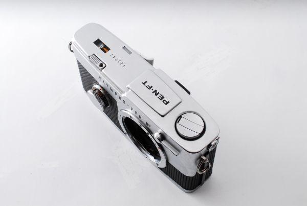 OLYMPUS オリンパス PEN FT F.Zuiko 38mm F1.8 50-90mm F3.5 付属品充実★_画像4