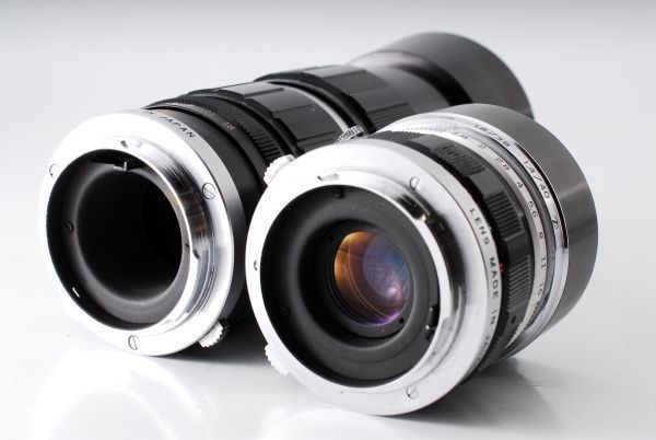 OLYMPUS オリンパス PEN FT F.Zuiko 38mm F1.8 50-90mm F3.5 付属品充実★_画像7