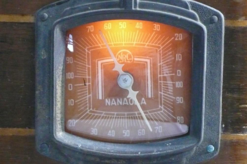 ナナオラ80型 高1真空管ラジオ ジャンク_画像5