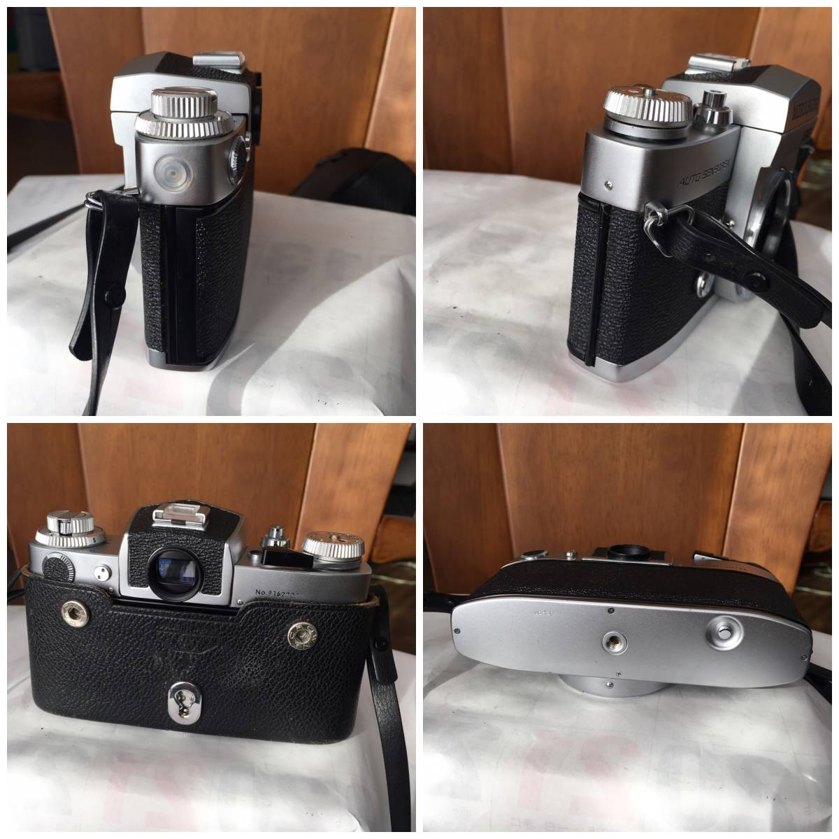 MIRANDA EE AUTO SENSOREX カメラ ボディのみ 中古 ジャンク扱い_画像10
