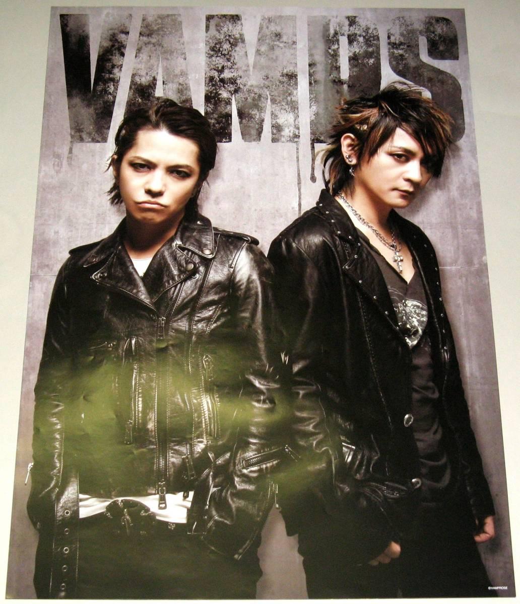 Γ21 会場限定ポスター VAMPS・hyde[LIVE 2010 BEAST]