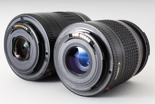 ★新品同然★Canon EOS 7D Mark II EF 28-200mm ダブルレンズセット 元箱、付属品充実★199A