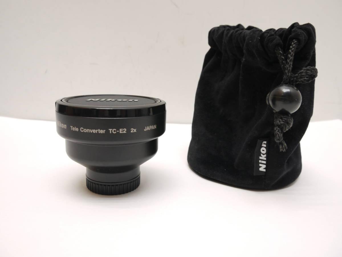 Nikon ニコン レンズ/テレコンバーター/ TC-E2 (中古良品)_画像4