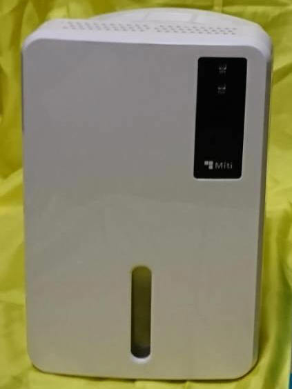 乾燥/除湿機   (Miti) 型番 MI-S400