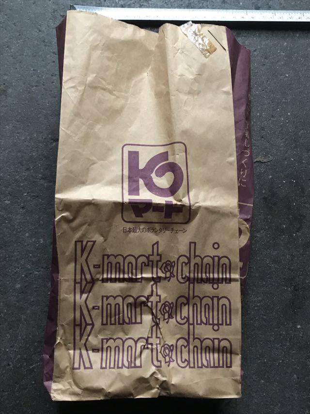 古いパッケージ『Kマート』昭和レトロ アンティーク_画像2