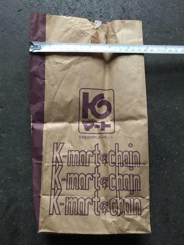 古いパッケージ『Kマート』昭和レトロ アンティーク_画像1