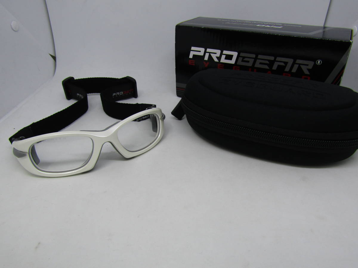 df8043947069 PROGEAR EYEGUARD( PRGR eye guard ) sport exclusive use eye guard strap  VERSION M1021 pearl