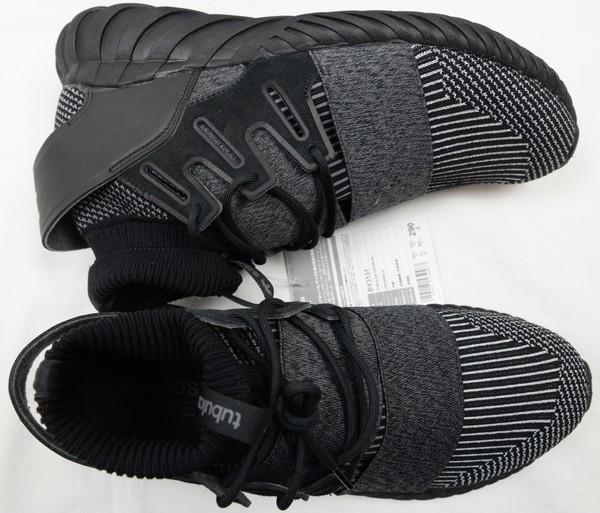 wholesale dealer ffc18 9071b 定価24000円adidasアディダスオリジナルススニーカーTubular Doom Primeknit(BY3131 黒灰 29.0)新品