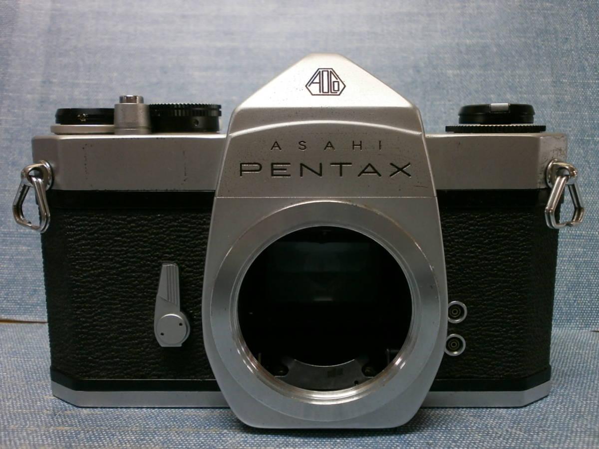 中古良品 PENTAX ペンタックス SL オーバーホール済み